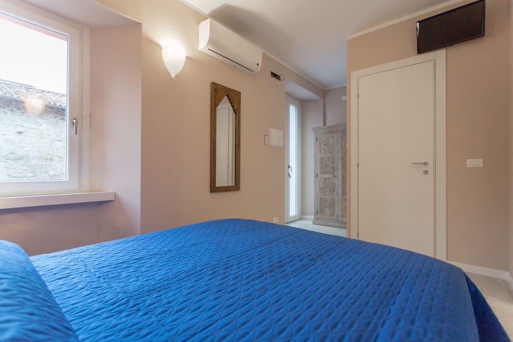 Camera da letto doppia Double bedroom
