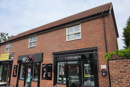 Modern 1st Floor apartment in the town centre - Wymondham
