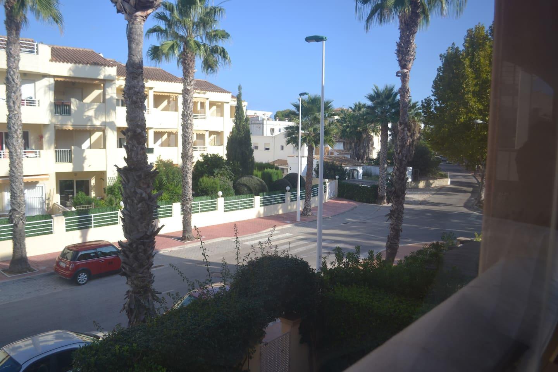 view from naya