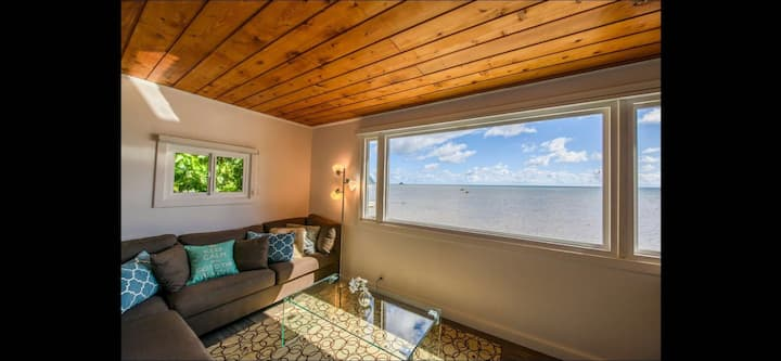 Welcome to our Maluhia - ocean front serenity home