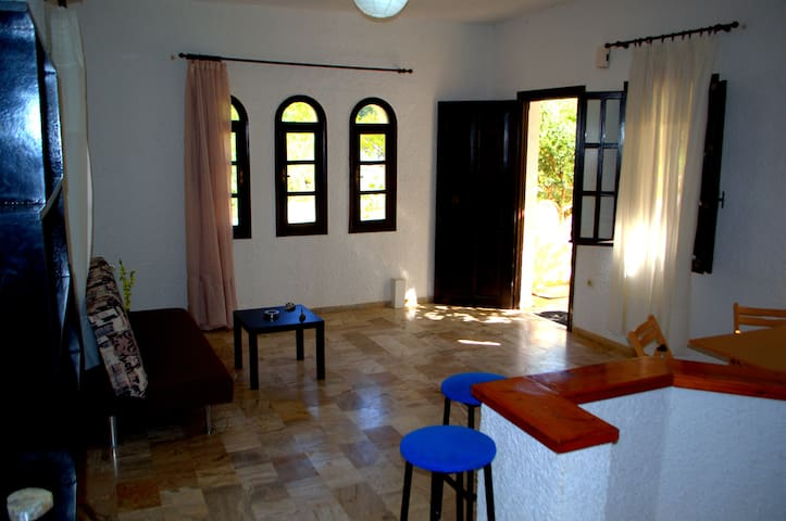 cosy apartment,Chania Kalathas No1