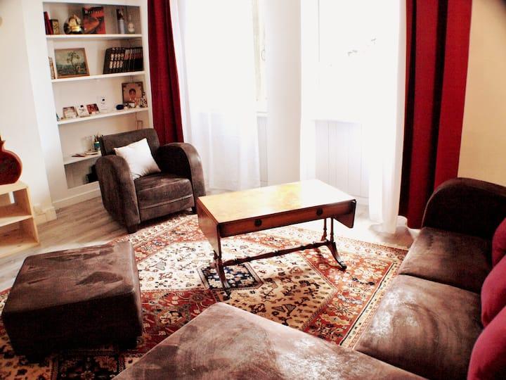 Spacieux appartement de caractère / Lac de Nantua