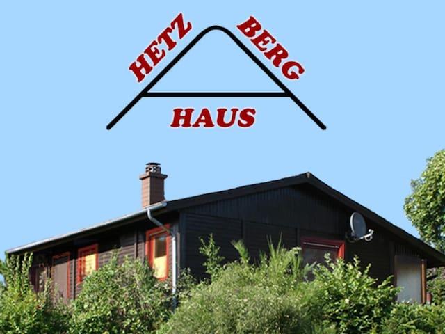 Ferienhaus mit Garten zwischen Grünberg und Laubach ( Vogelsberg )