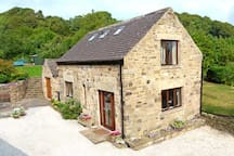 Tick Tock Cottage. Clean contemporary style interior