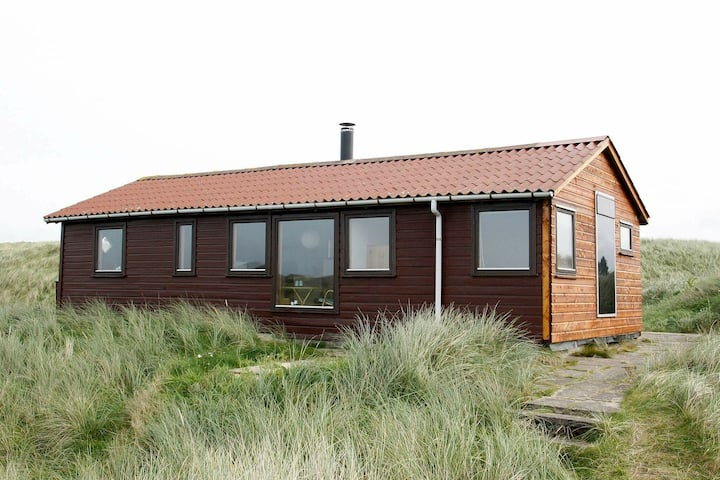 Countryside Holiday Home in Lokken near Sea