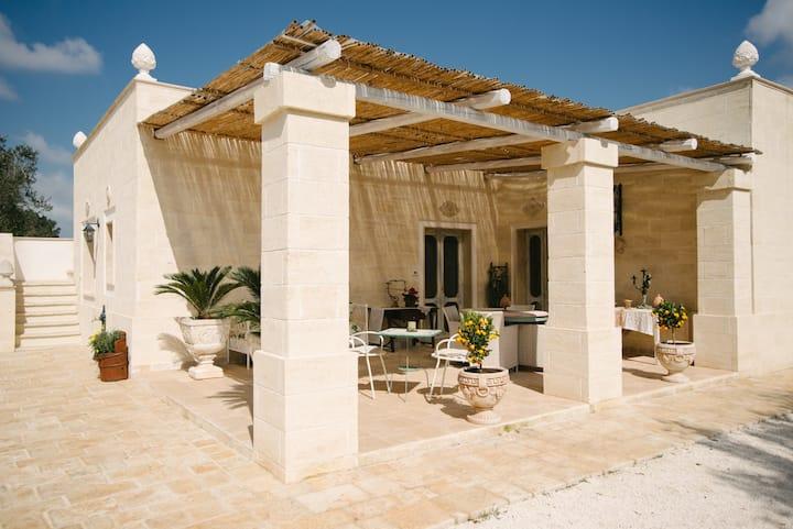 holiday country Villa il gattopardo