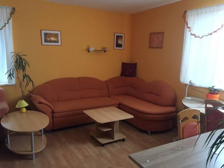 Pokoj k ubytování v přírodě-Podbrdy 78