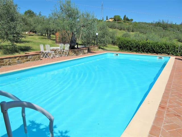 Wonderful villa with swimming pool - Impruneta - Villa