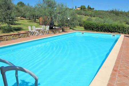 Wonderful villa with swimming pool - Impruneta - Villa