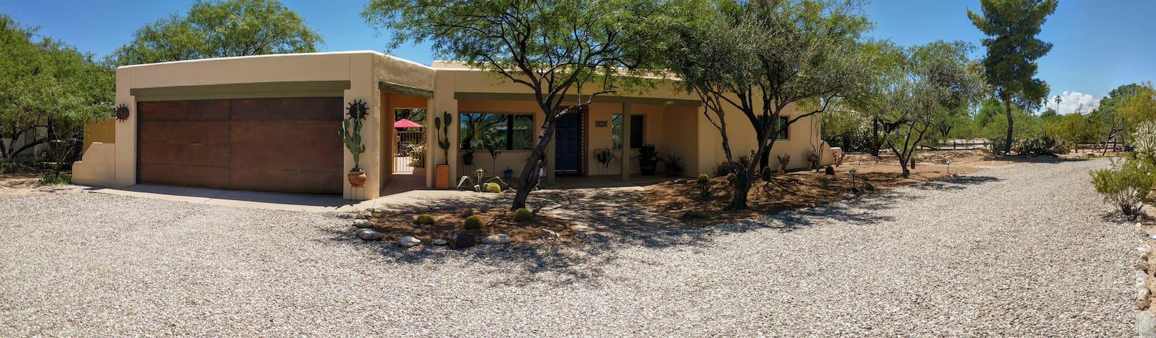 Classic Southwestern Gem in Tucson