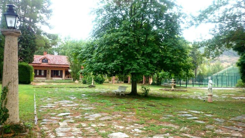 Impresionante y acogedora Casa de campo - Rubielos de Mora