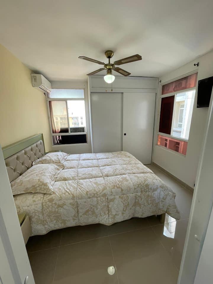 Hermosa Habitación amoblada - furnished room