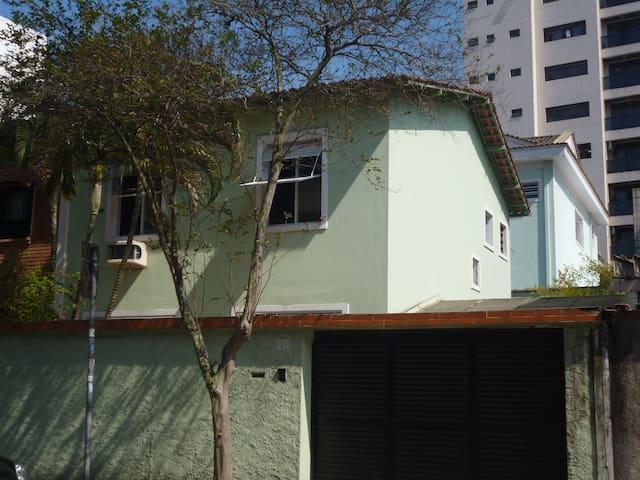 Casa inteira na Ponta Da Praia, Santos