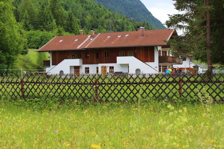 Ferienwohnung Karwendelblick - Mittenwald - Wohnung