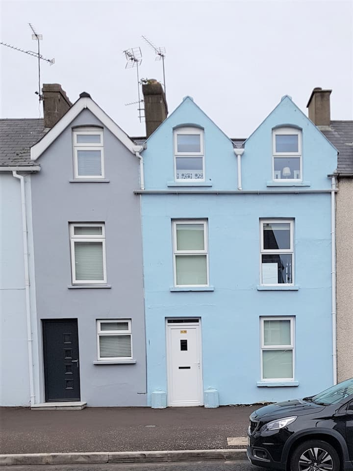 Beach view Family holiday house to let in Portrush