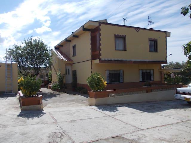 Casa Tranquilidad, Bodegas del Campo - Casinos - Lägenhet