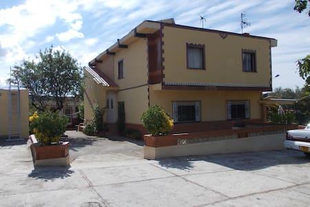Casa Tranquilidad, Bodegas del Campo - Casinos