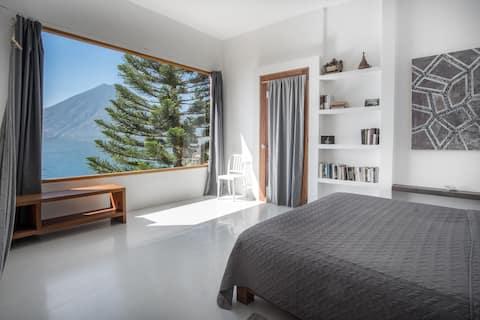 Anzan Atitlan | B&B | Lake View | Roof Terrace