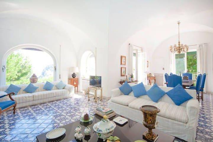 Villa Shangri La B&B Capri Camera Superior