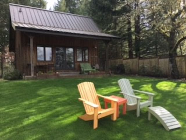 Vineyard cabin in wine country - McMinnville - Chalet