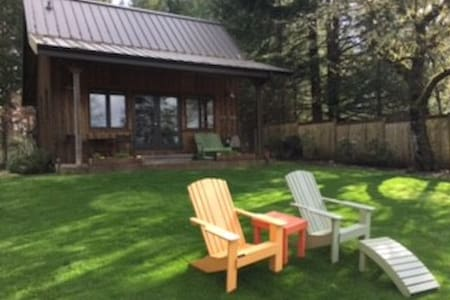 Vineyard cabin in wine country - McMinnville - Cabin