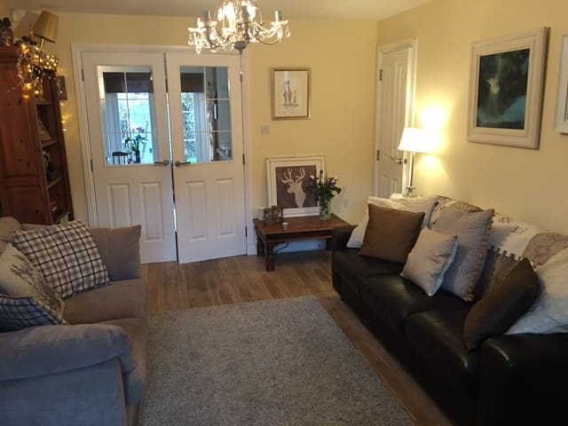 Lovely Town House sleeps 4. West End, Hydro, BBC - Glasgow - Townhouse