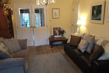 Lovely Town House sleeps 4. West End, Hydro, BBC - Glasgow - Radhus
