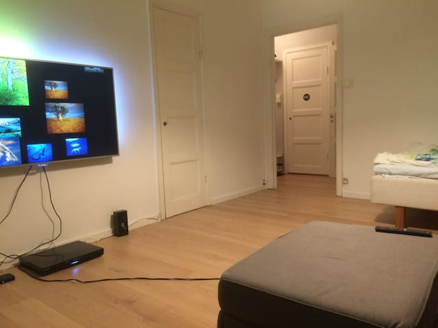 Cozy apppartment in central Stockholm