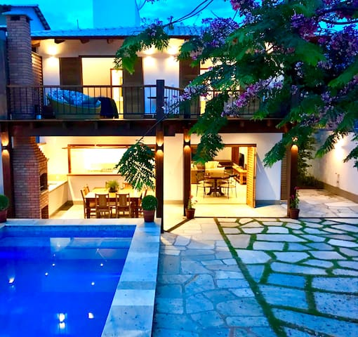 VH Villa 01 - Requinte e Conforto em Pirenópolis