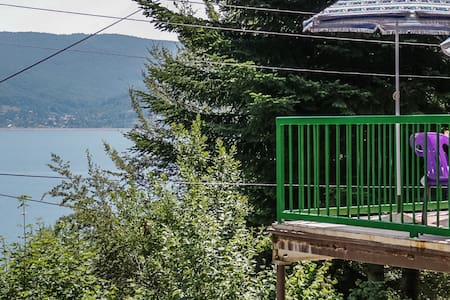 Ski Hut Gorica -North Face /dorm - Mavrovi Anovi