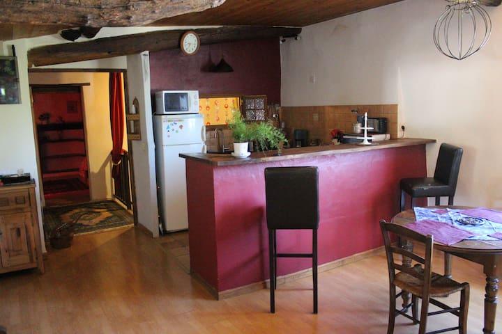 Charmant appartement en Cévennes