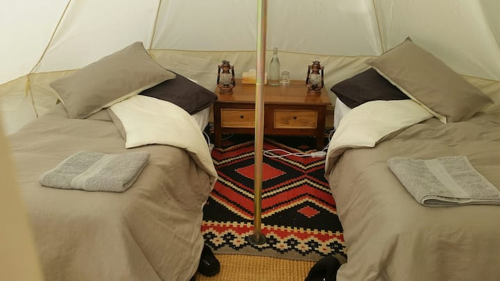 PipinnVale Cottage B&B - Glamping under the stars