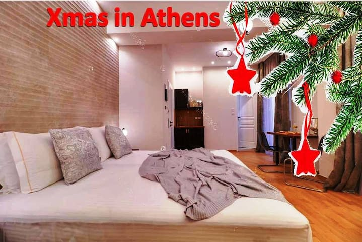 Chic 'n Posh Suite @ Plaka -AthINN Residence Hotel