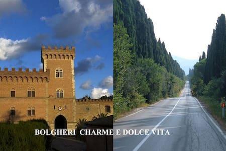 Bolgheri  charme and dolce vita - Bolgheri
