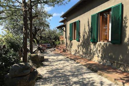 Castiglioncello – detached house - Rosignano Solvay-Castiglioncello