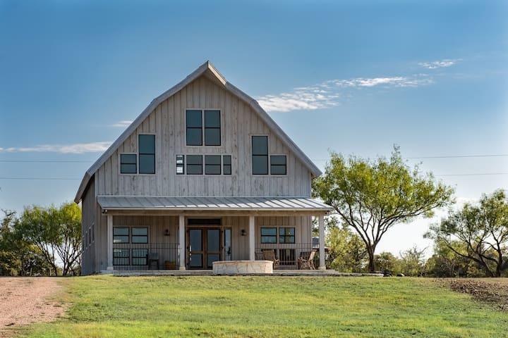 The Barn at Rocky Creek Ranch - Fredericksburg - Autre