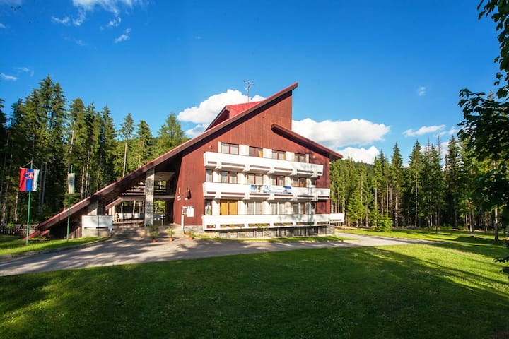 HOSTEL Tále in Low Tatras