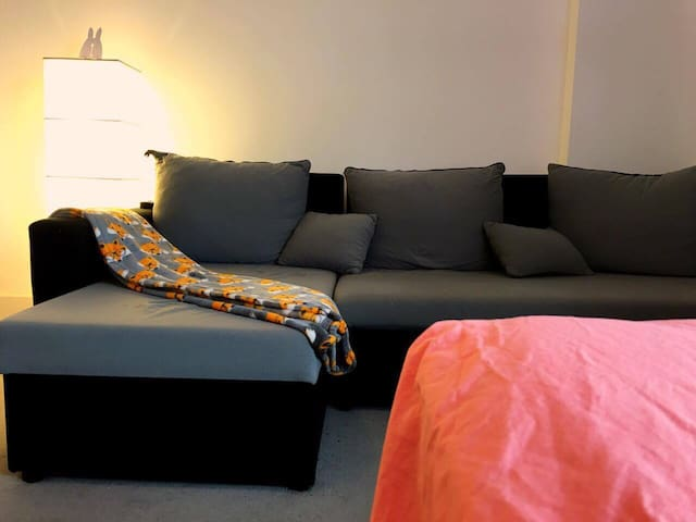 Lovely Room with Seaview in Brighton City Centre - Brighton - Departamento
