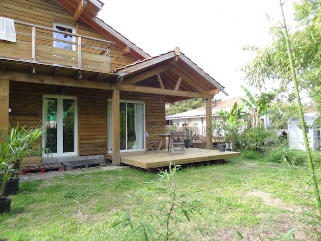 appartement avec terrasse et jardin sud - Seignosse