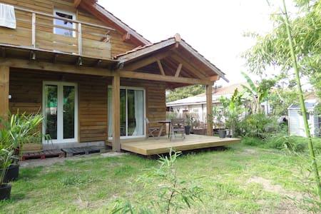 appartement avec terrasse et jardin sud - Seignosse - Casa
