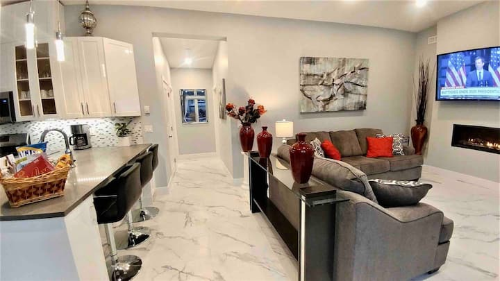 BRAND NEW -2 BDR, 3 BED / 2 Full BTH Complete Home