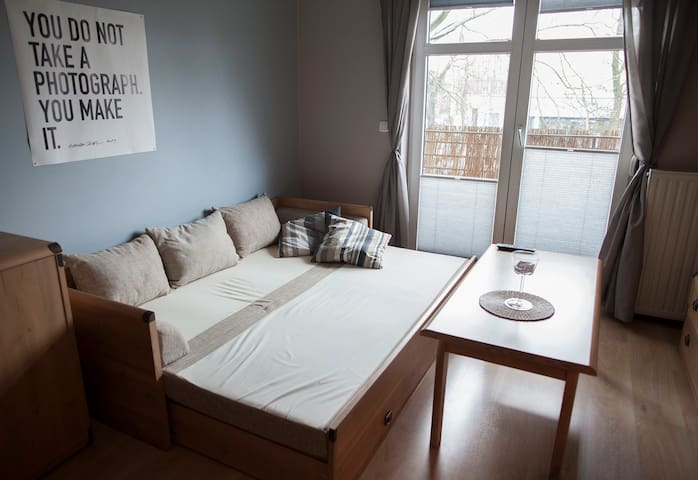 Calm place Apartment - Toruń - Rumah