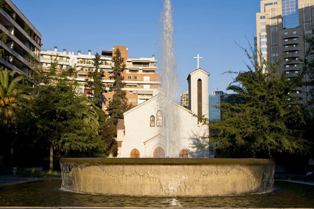plaza del barrio