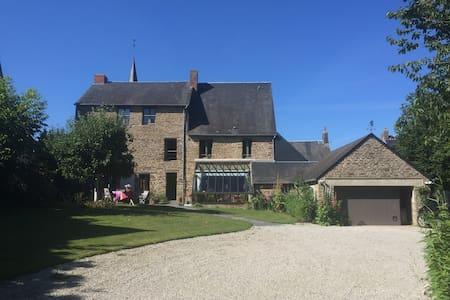 Maison typique du bocage Normand - Vassy