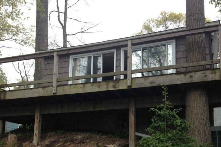 Waterfront Cottage - Crownsville - Haus