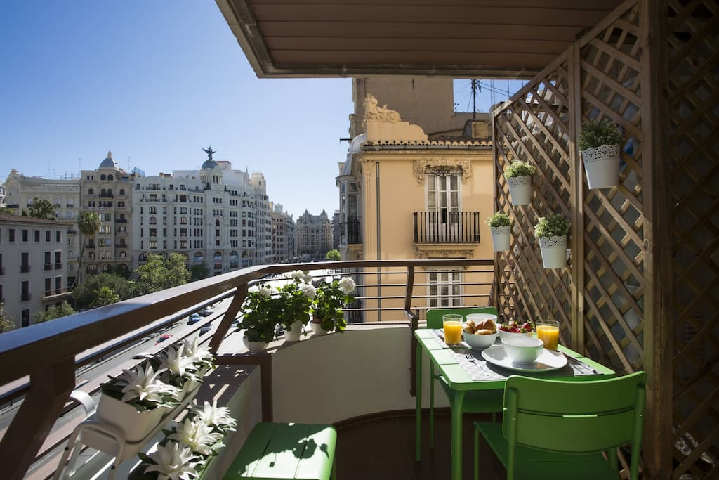 Xativa Terrace II - Apartments for Rent in Valencia ...