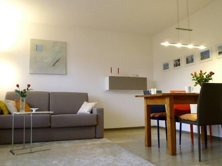Apartment Parkstraße mit Balkon in ruhiger Lage