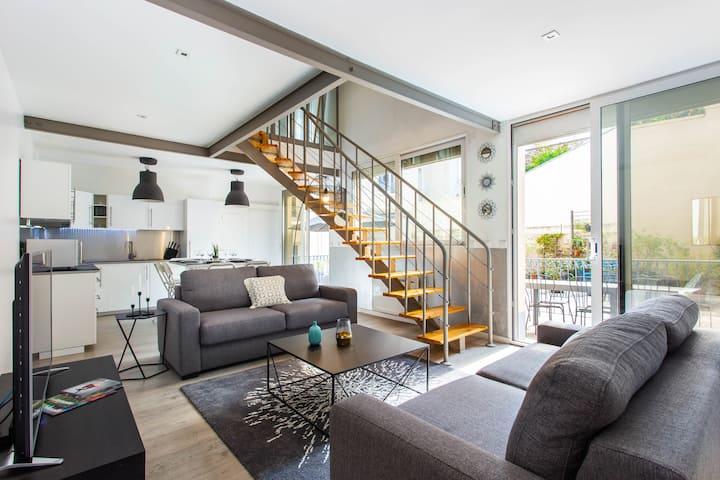 Superbe loft -8P-  Porte d'Orléans / Montrouge