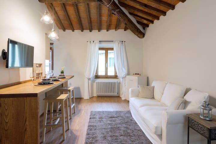 Palazzo Baglioni appartamento 3
