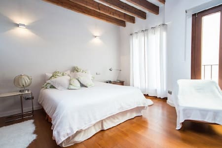 Luxury Loft with terrace in old town Palma city - 帕尔马(Palma) - 阁楼